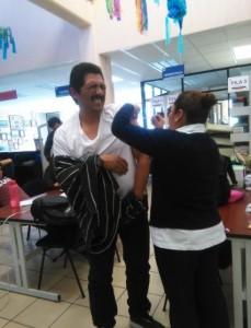 """""""Campaña de vacunación contra influenza y tétanos"""""""