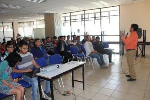 """Conferencia """"Importancia de la formación ciudadana"""""""