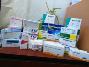 Campaña de Donación de medicamentos