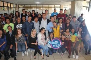 """Conferencia """"Dale rumbo a tu vida"""" Impartida por el Maestro Jorge Alberto Romero Vázquez"""