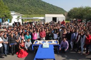 Décimo segundo aniversario de UTL campus Acámbaro