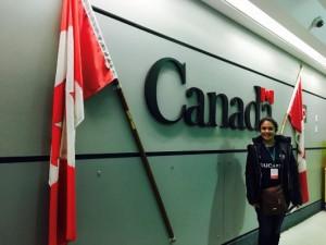 Alumnos regresan de su viaje a CANADÁ