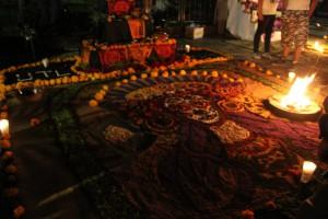 UTL Acámbaro 1er lugar en concurso de altares de muertos