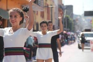 Desfile de la Revolución Mexicana