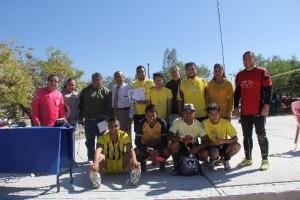 Final del torneo de fútbol