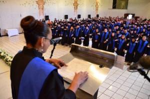 Décima primera ceremonia de graduación de TSU