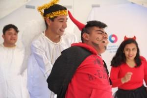 Festejos decembrinos en UTL Acámbaro