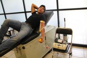 """""""Campaña de donación de sangre"""""""