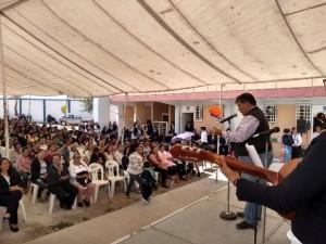Participación de Rondalla en CECyTE Coroneo