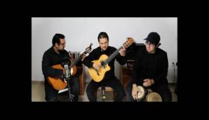 Bolero, guitarra clásica y jazz